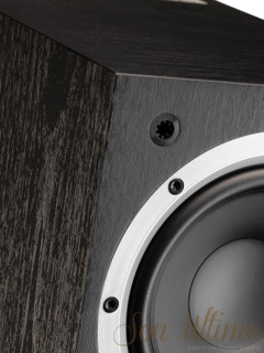 Tannoy Eclipse Cabinet Son Ultime