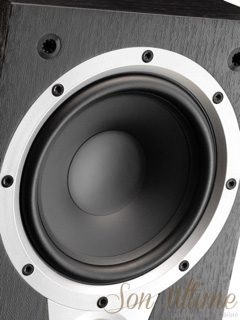 Tannoy Eclipse Mid,Bass, Driver Son Ultime