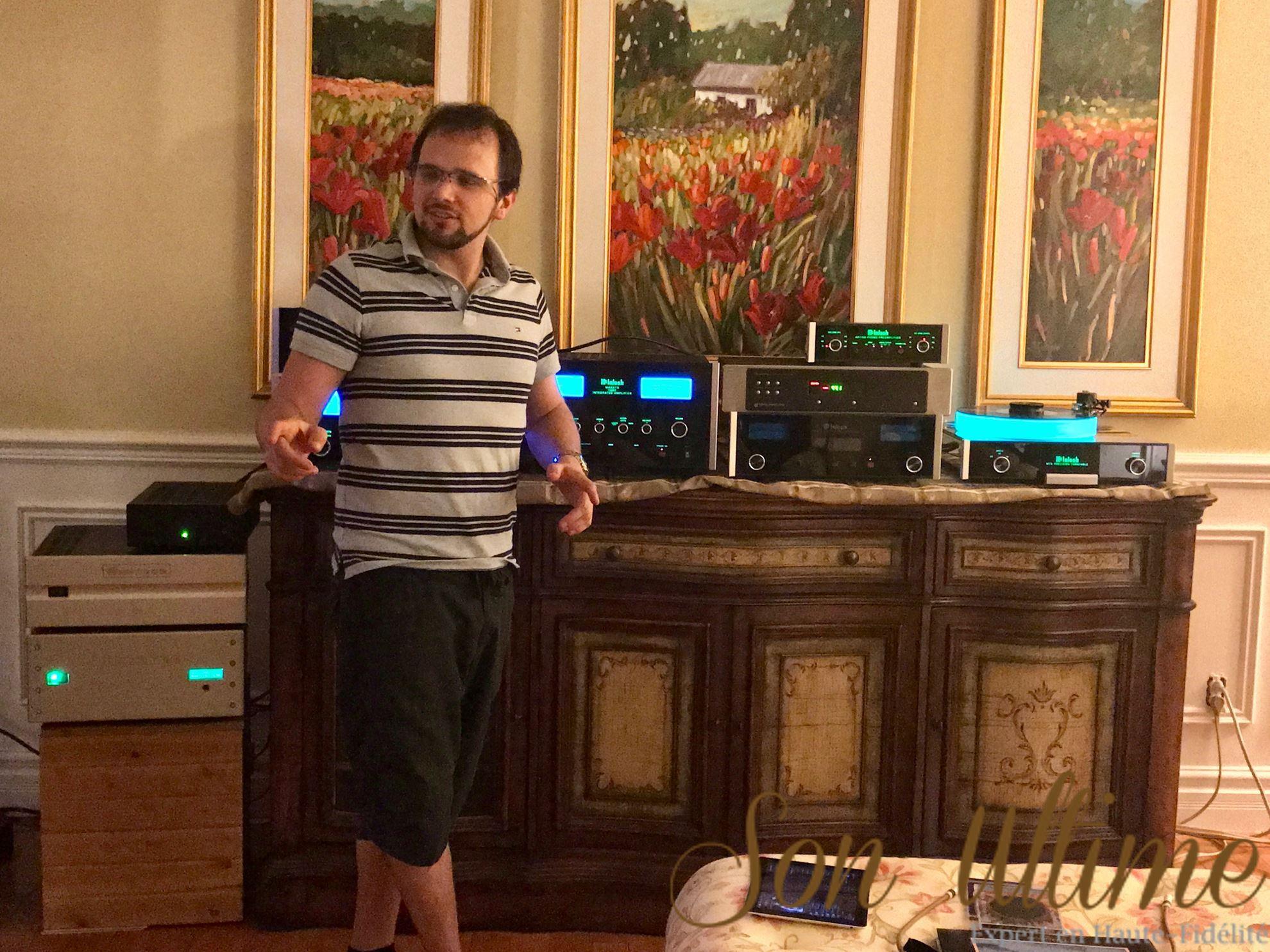 Soirée Audiophile #4 : Transfos, DAC et Table tournante